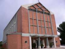 La chiesa di S. Pio X