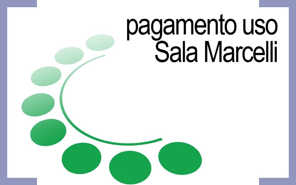 PAGAMENTO USO SALA MARCELLI