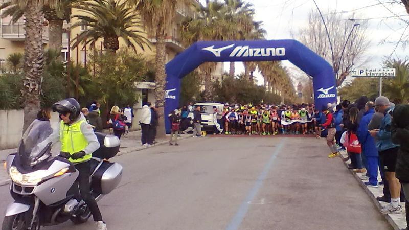 Picenità e maratonina Ascoli - San Benedetto