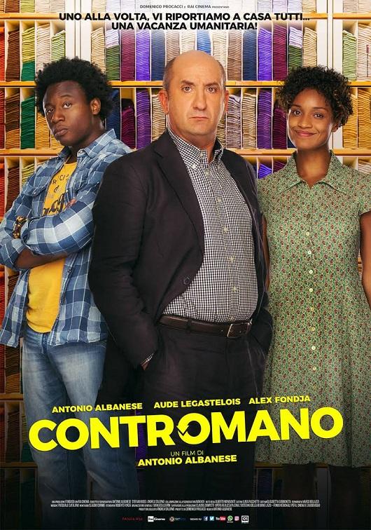 """""""Contromano"""" di Antonio Albanese"""