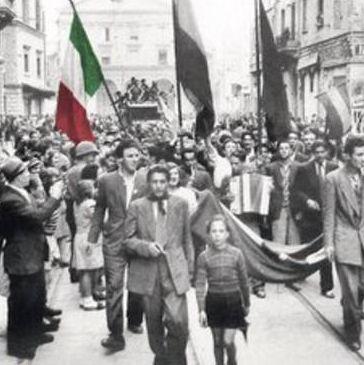 25 aprile - Anniversario della Liberazione