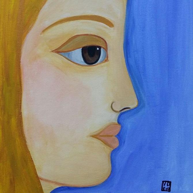 Mostra personale d'arte di Virginia Di Saverio