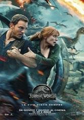 """""""Jurassic world - Il regno distrutto"""" di J.A. Bayona"""