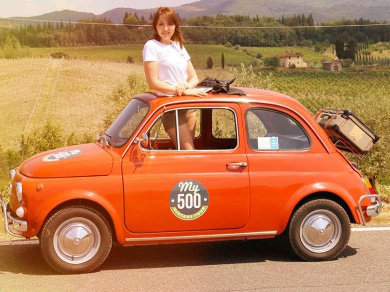 FIAT 500 DAY