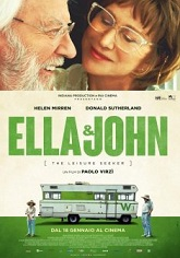 """Ella & John - The Leisure Seeker"" di Paolo Virzì"