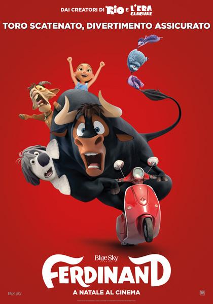 """Ferdinand"" di Carlos Saldanha"
