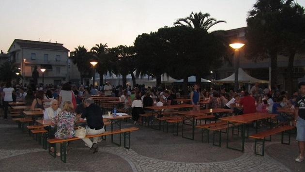 7 Festa Porto d'ascoli al centro
