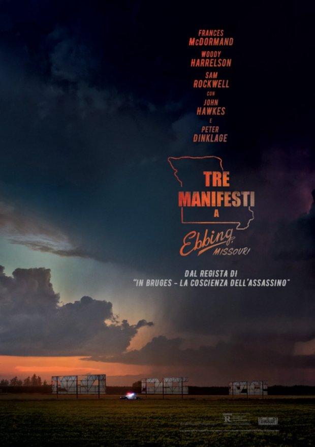 """""""Tre manifesti a Ebbing, Missouri"""" di Martin McDonagh"""
