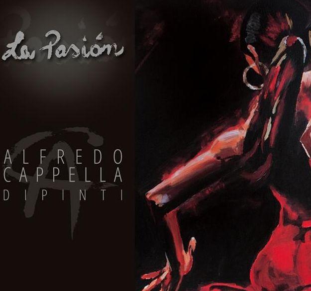 Il flamenco protagonista nella mostra di Alfredo Cappella