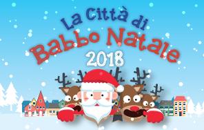 LA CITTA' DI BABBO NATALE