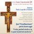 Francesco e la croce di San Damiano