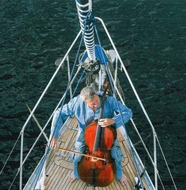 """Il Maestro Soldatini presenta il libro su """"La musica del mare"""""""