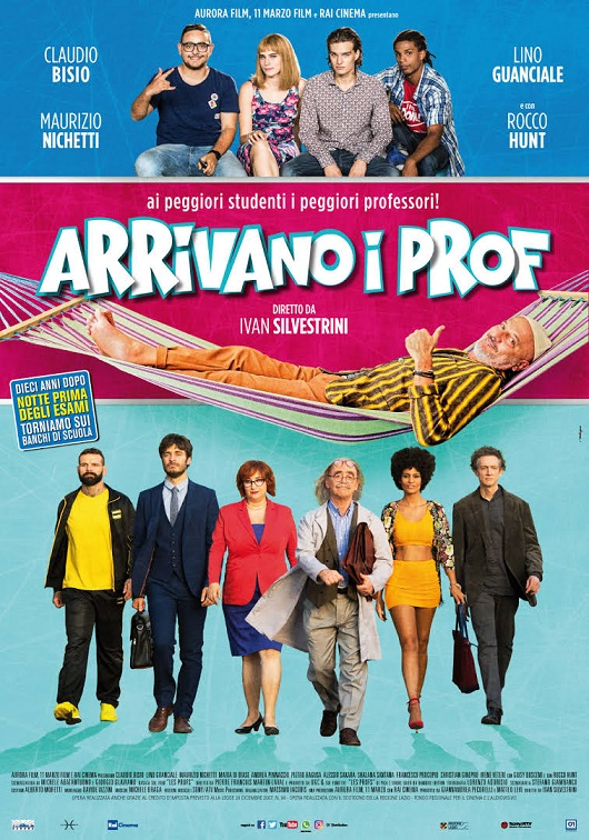 """Arrivano i prof"" di Ivan Silvestrini"