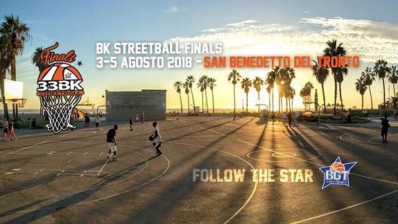 33 Bk Streetball finals 2k18