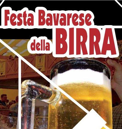 Festa della Birra Bavarese, al via la 3^ edizione
