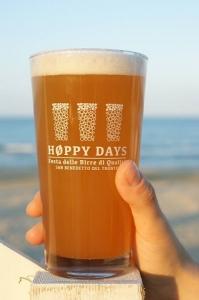 Bicchiere Hoppy days