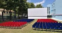 Arena cinematografica all'aperto