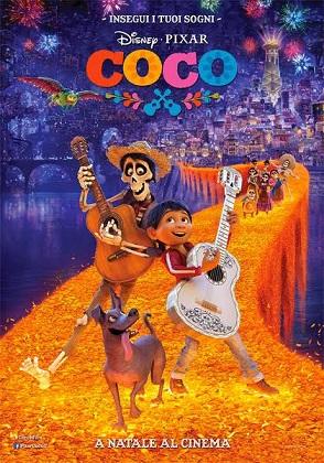 """""""Coco"""" di  Lee Unkrich"""