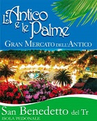 L'antico e le palme: gran mercato dell'antico