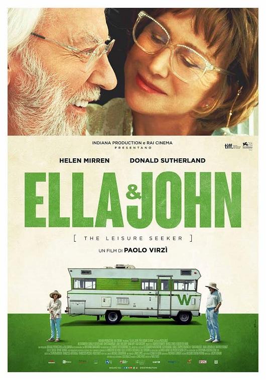 """""""Ella e John"""" di Paolo Virzì"""