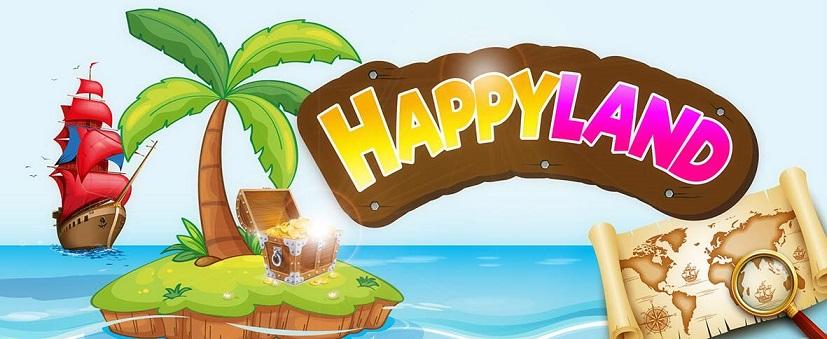 Happyland 2018 La terra della felicità 2 edizione