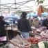 Mercato settimanale a Porto d'Ascoli, buona la prima!