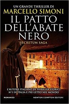 """Incontri con l'autore: Marcello Simoni presenta """"Il patto dell'abate nero"""""""