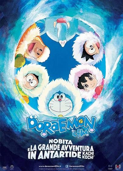 """""""Doraemon - La grande avventura in Antartide"""" di Takahashi Atsushi"""