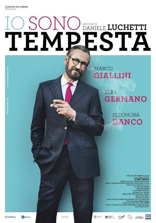 """""""Io sono tempesta"""" di Daniele Luchetti"""