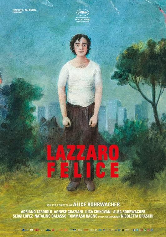 """""""Lazzaro felice"""" di Alice Rohrwacher"""