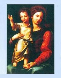 L'immagine della Madonna della Marina