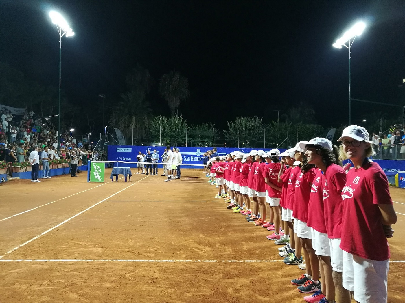 San Benedetto tennis cup-Atp Challenger € 64,000