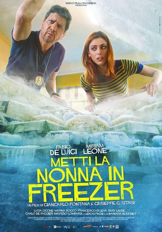 """Metti la nonna in freezer"" di  Giancarlo Fontana e Giuseppe G. Stasi"