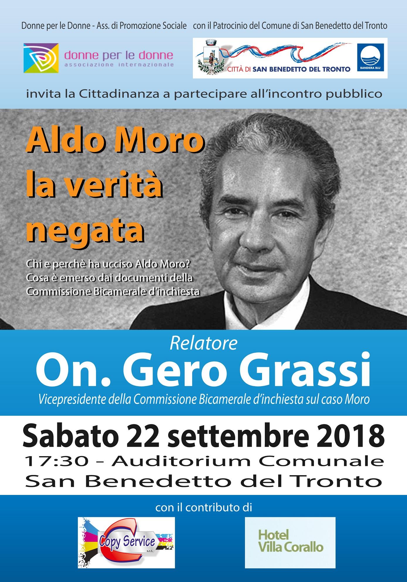 Aldo Moro, la verità negata