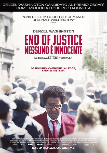 """""""End of Justice - Nessuno è Innocente"""" di  Dan Gilroy"""