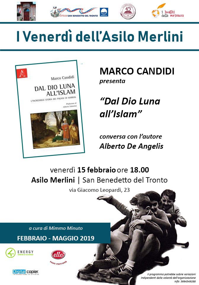 Dal Dio Luna all'Islam