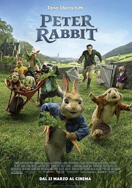 """""""Peter Rabbit"""" di Will Gluck"""