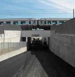 S'inaugura il sottopasso di zona San Giovanni