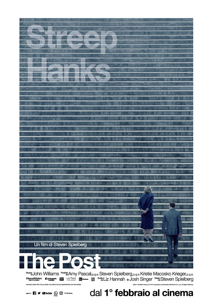 """The post"" di Steven Spielberg"