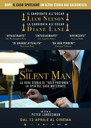 """The silent man"" di Peter Landesman"