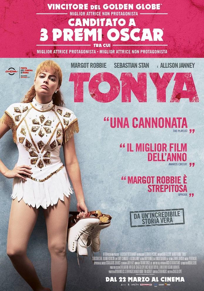 """""""Tonya"""" di Craig Gillespie."""