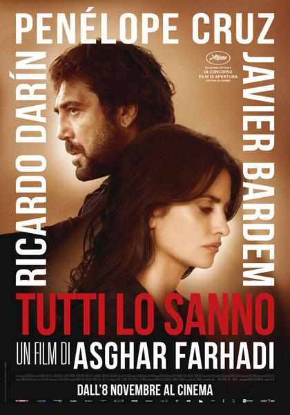 TUTTI LO SANNO  di Asghar Farhadi