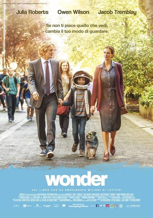 """Wonder"" di  Stephen Chbosky"