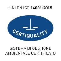 Il logo della certificazione
