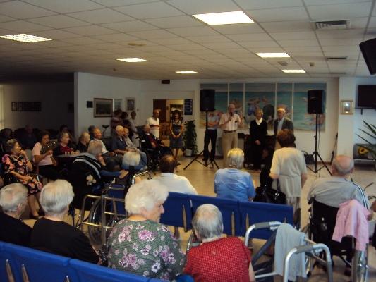 La festa dei nonni edizione 2011