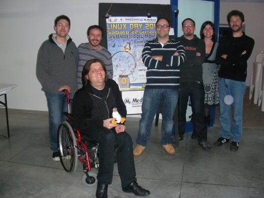 Il gruppo sambenedettese FSUG - Sbt