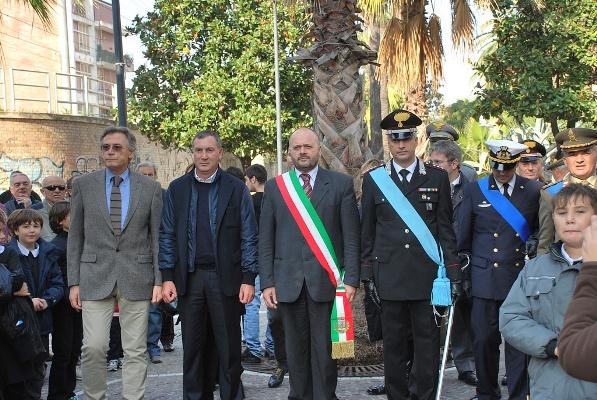 Cerimonia del 4 novembre 2011