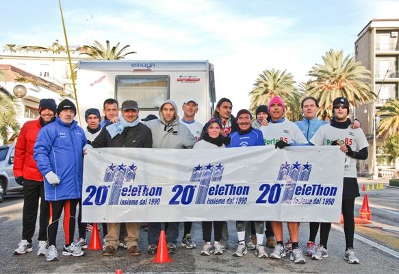 Gruppo Telethon edizione 2010