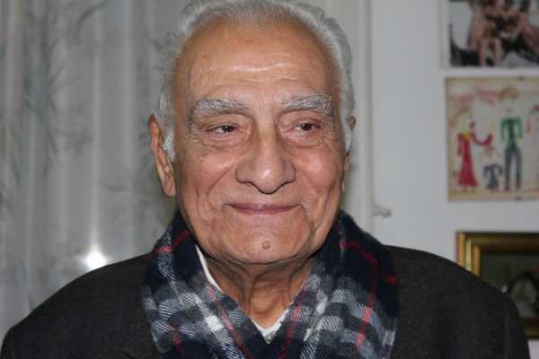 Il prof. Antonio Guastaferro