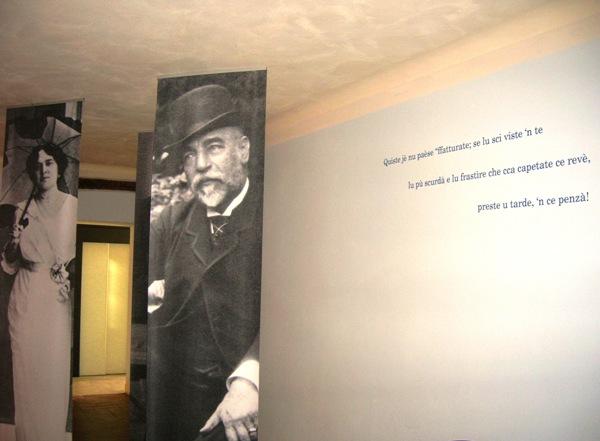 L'entrata della Pinacoteca
